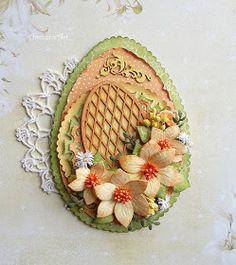 Easter, Home decor, Fridge magnet