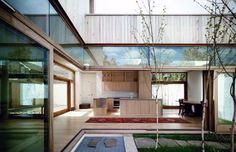 McCullough Mulvin Architects Z square House