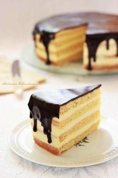 Polish Recipes, Polish Food, Brownie Cake, Brownies, Romanian Food, Cheesecakes, Truffles, Bakery, Food And Drink