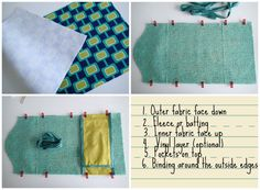 Baby changing mat pattern - two options - So Sew Easy Baby Changing Mat, Diaper Changing Pad, Diy Messenger Bag, Sewing With Nancy, Baby Sewing Projects, Burlap Pillows, Baby Girl Blankets, Couture, Baby Patterns