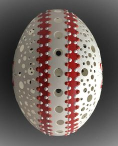 Carved and Wax Embossed Duck Egg Polish Pisanka in White and Art D'oeuf, Egg Shell Art, Carved Eggs, Egg Art, Egg Decorating, Star Designs, Lace Design, Egg Shells, Easter Eggs