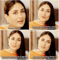 Kareena Kapoor, Indian Sarees, Indian Wear, Bollywood, Photo Editing, Edit Photos, Gowns, How To Wear, Colorful