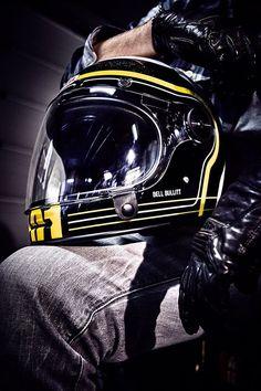 Custom Bell Bullitt Helmet Design by Helmade