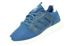 214c4f1c5 Adidas ZX 500 2.0 W Blau Damen Sneakers Schuhe Neu