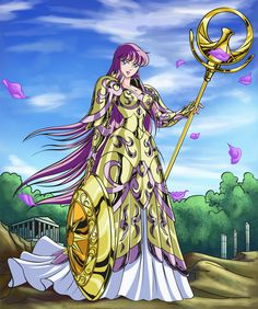Athena. Saori Kido 33.