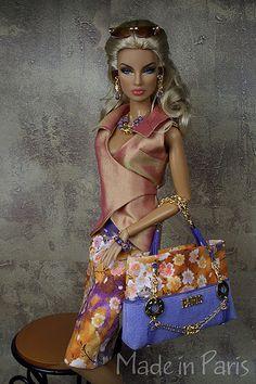 """Floral Delight"" Fashion, via Flickr."