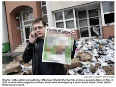#JeSuisCharlie: A Digest of Responses to the Killings at Charlie Hebdo - artnet News