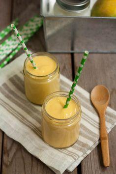 How To Make Kefir + A Mango Lassi Kefir Smoothie | 80twenty