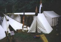 Historical tents from History Tents