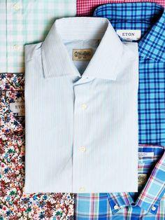 Spring-button-down-shirts