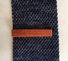 Padauk Tie Clip  wooden tie clip  wood tie clip  wedding