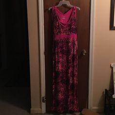 Dress sleeveless Sleeveless dress Tek Gear Kolhs Dresses Maxi