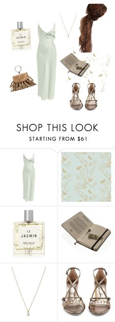 """Untitled #117"" by magnusx ❤ liked on Polyvore featuring Timorous Beasties, Miller Harris, Haeckels and Bottega Veneta"