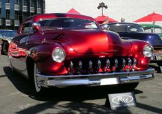 "Special cars: Mercury Custom Lead Sled ""Cool 50"""