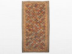 Antique Bakhtiar Kilim - Sharafi & co Afghan Rugs, Persian Rug, Vintage Rugs, Weaving, Carpet, Oriental Rugs, Antiques, Handmade, Design