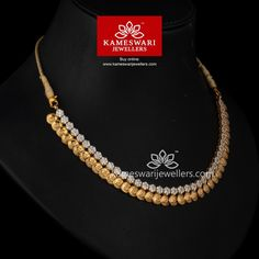 Kasu CZ Balance from Kameswari Jewellers Indian Jewelry Earrings, Jewelry Design Earrings, Gold Earrings Designs, Gold Jewellery, Gold Designs, Jewellery Designs, Luxury Jewelry, Gold Necklace Simple, Gold Jewelry Simple