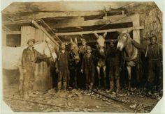 U.S. Child Miners, 1900s
