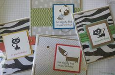 By The Shore Stamping with Jen Pitta: For the Love of Animals...
