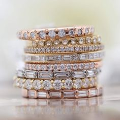 Let us help you choose your #perfect #diamond #band