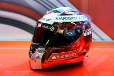 Resultado de imagen de f1 helmet collection