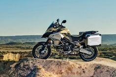 """Ducati Multistrada 1200 Enduro Pro, la """"definizione assoluta"""" del doble propósito"""