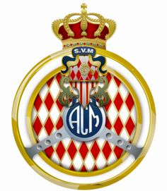 ACM Badge #Monaco #LuxuryF1 #F1