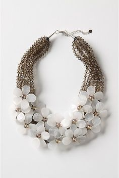 necklace - anthropologie