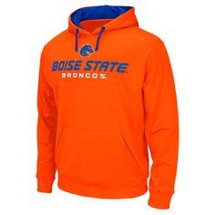 Men's Stadium Boise State Broncos College Pullover Hoodie - PLYP6BOS TC2 | Finish Line