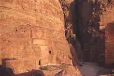 NINIVESKAL: Video Jordánsko - PETRA skalní město tajemných bed...