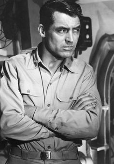 Cary Grant #Hollywood #Icon