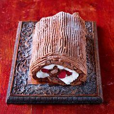 Paul Hollywood's Buche de Noel recipe - Woman And Home