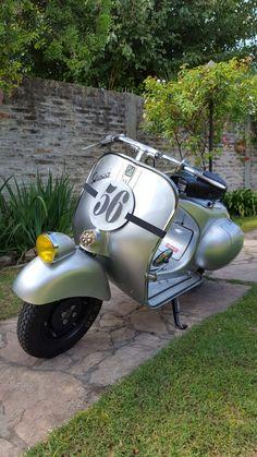 Vespa Lambretta, Vespa Scooters, Rockers, Cars Motorcycles, Racing, Bike, Pure Products, Pretty, Vintage