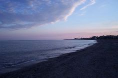 "Beach in Motril, Grananda.  There are many different beaches in Motril, the most famous beach is ""Playa Granada""."