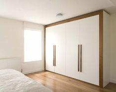 Гардеробная в маленькой спальне – Полезные советы