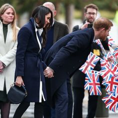 Royal romance: Prince Harry and Meghan Markle's sweetest photos