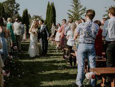 dairyland wedding ceremony seattle wedding photographer
