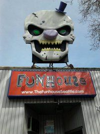 Seattle's best old punk bar. My former home away from home! My band used to play here all the time and so did many of my friends. Our community!