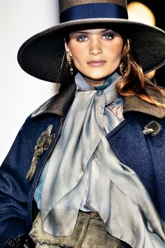 Helena Christensen - Christian Dior                                                                                                                                                                                 More