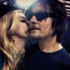 Norman Reedus Girlfriend Rumors: Emily Kinney Romance In The Walking Dead Season 5 Between Daryl Dixon And Beth Greene