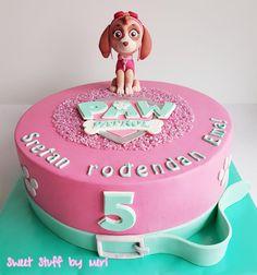 Paw Patrol Skye - Cake by Meri