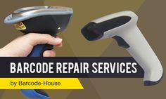 Bring your barcode equipment to Barcode-House for the immediate repair service. We have a team of expert technicians who have been working since 1996. http://barcode-house.com/repair/
