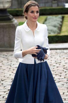 Reina Letizia de España.