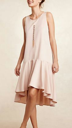 Camellia Dropwaist Dress By Maeve Rose Dress, Dress Me Up, Dress Outfits, Fashion Outfits, Womens Fashion, Cute Dresses, Summer Dresses, Look Fashion, Fashion Design