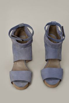 Humanoid shoes SS12