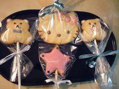 Galletas de mantequilla para decorar - Las Recetas de Guada Shortbread Cookies, Recipes