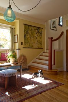 Annette  Gustavo's 100 Year Old Hollywood Craftsman Home