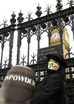 was the gunpowder plot a set up essay A key stage 3 history revision resource for the gunpowder plot  one obscure  phrase in the monteagle letter that the plotters were going to blow up parliament.