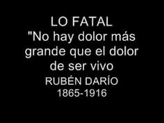 32 Best Ruben Dario Images Poems Poets Rubens
