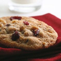 Free Weight Watchers Recipes, WW Cranberry Orange Nut Cookies Recipe To Help With Your Diet Plan. WW Plus+ 3 Cranberry Orange Nut Cookies Recipe. Ww Recipes, Diabetic Recipes, Great Recipes, Dessert Recipes, Favorite Recipes, Diabetic Deserts, Diabetic Foods, Walnut Recipes, Light Recipes
