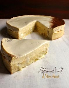 Recette de la tarte infiniment vanille de Pierre Hermé : un pur moment de bonheur !